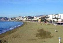 Rincon Del La Victoria Beach