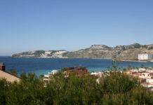 Almunecar Bay