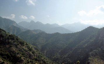Tejeda, Almijara y Alhama Natural Park