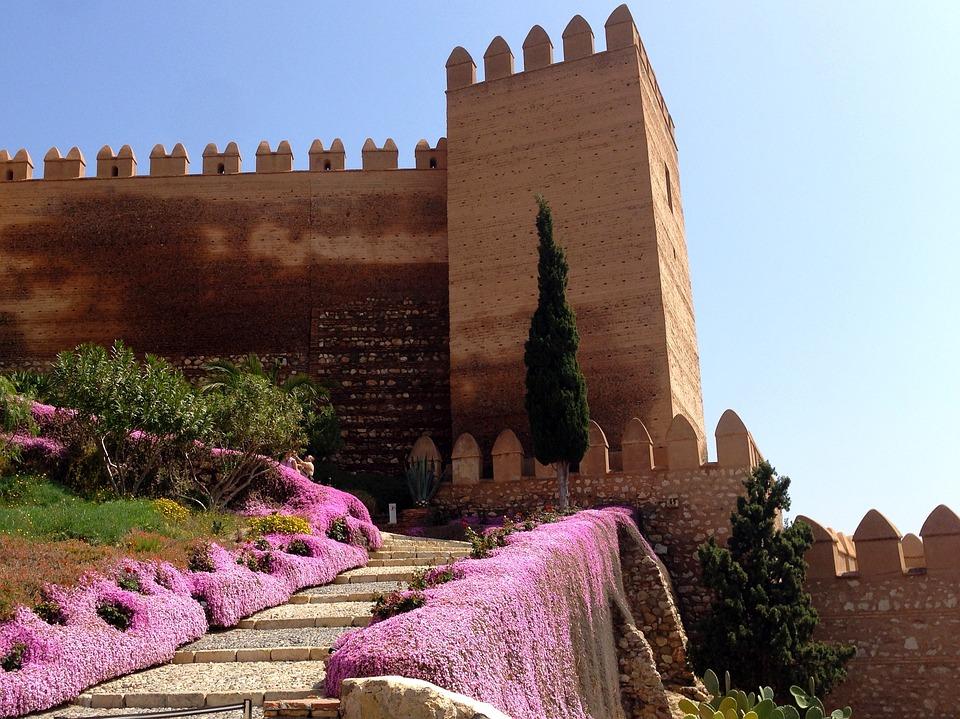Almeria Castle