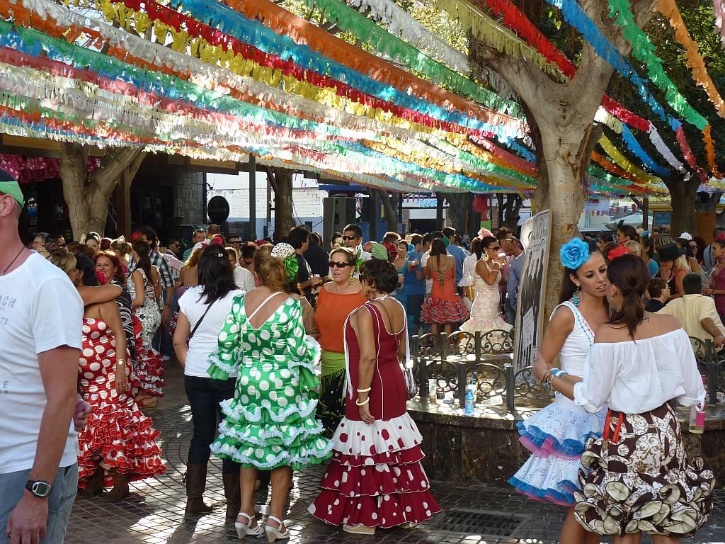 Traditional Feria of Nerja
