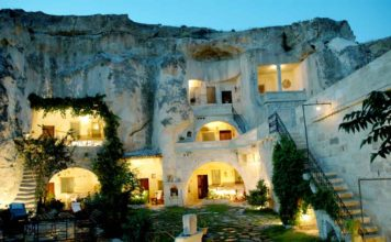 Cave Houses
