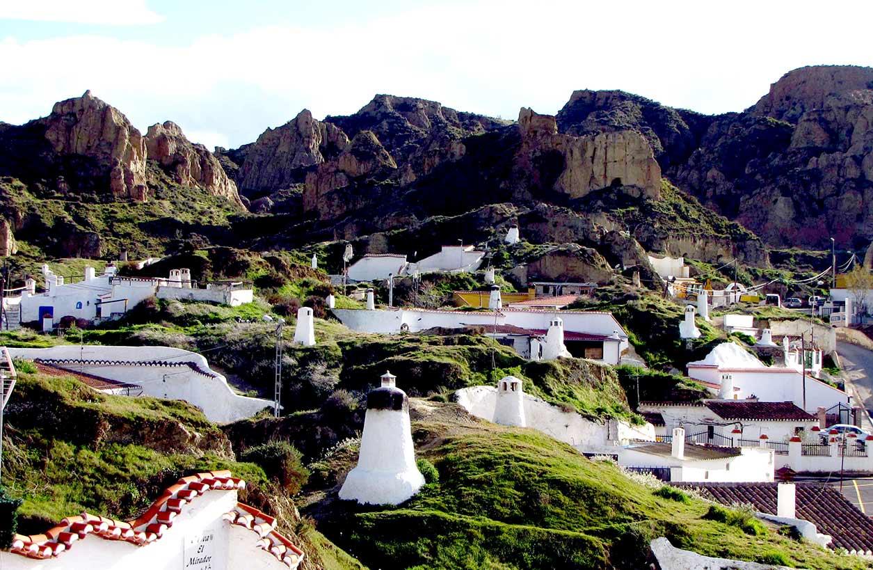 Guadix's Cave Houses