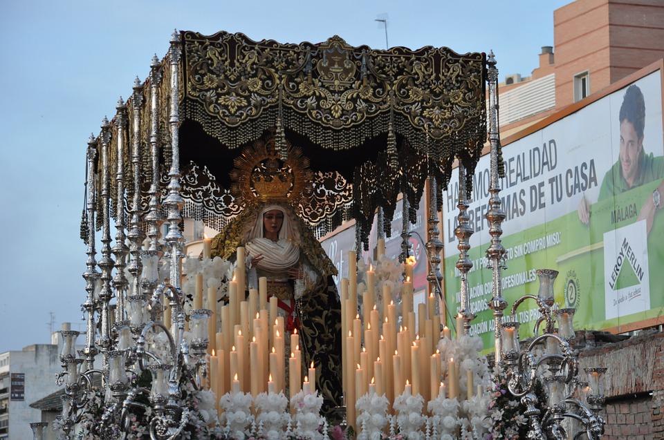 Easter Parades in Malaga
