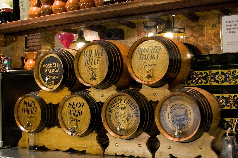 Malagas Sherry