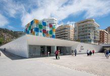 Málaga Pompidou Centre
