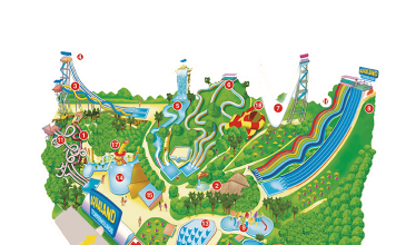Aqualand map