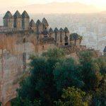 Castillo de Gibralfaro, Malaga