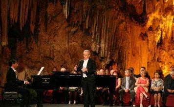 Nerja Caves, Jose Carreras