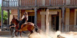 Western Town Almeria