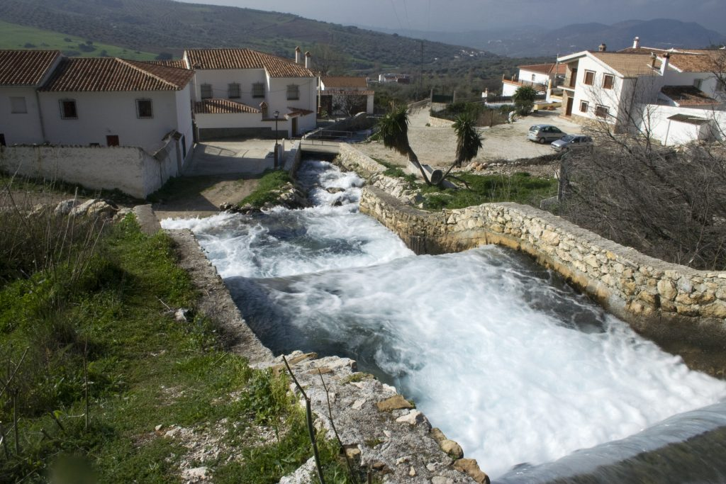 Source of the River Guaro