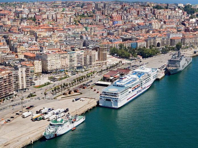 Santander Ferries to the UK