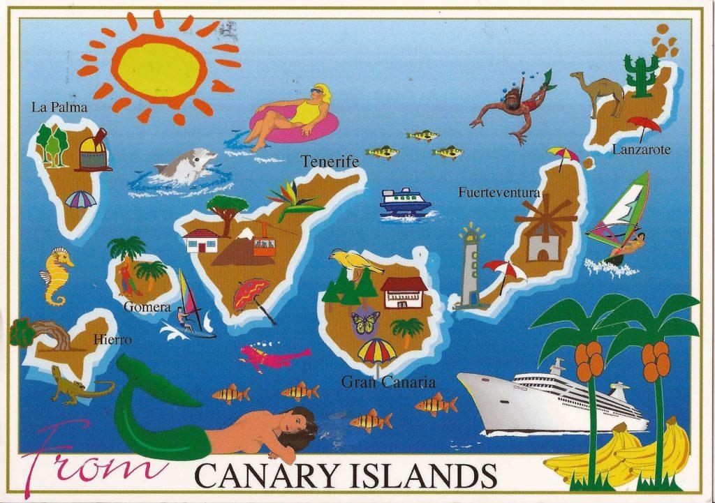Spain - The Canary Islands