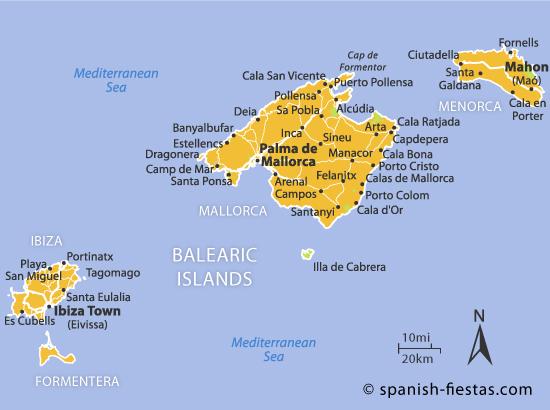 The Balearic Islands Absolute Axarquia